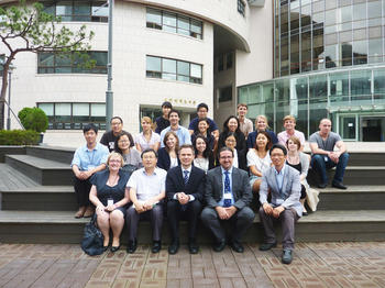 GEAS Summer School 2014 @ Korea